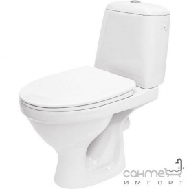 Компакт Cersanit Eko E011 с дюропластиковым сиденьем