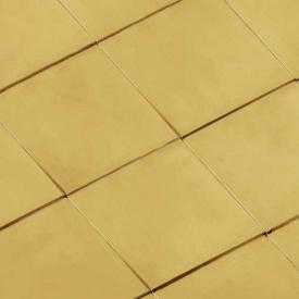 Медь кровельная KME TECU Золото в листах и рулонах