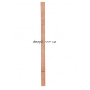 Балясина букова 45х45х900 мм / Тип-1