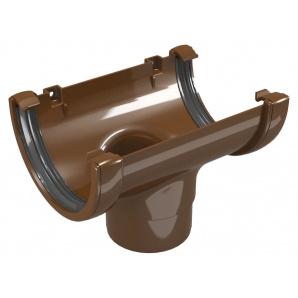 Воронка DEVOREX CLASSIC 120 d.80 коричневий