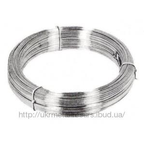 Дріт сталевий оцинкований 1,6 мм