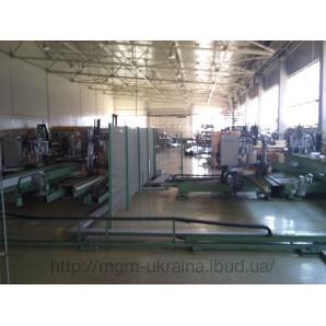 Завод для виробництва ПВХ вікон