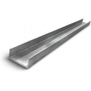 Швелер гарячекатаний сталевий 10 12м