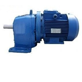 Співвісний мотор-редуктор МЦ2С-63 JRTR37 2-cтупінчатий 200 Н*м