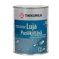 Краска акрилатная Tikkurila Luja полуматовая 0,9 л
