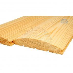 Блок-хаус деревянный сосна