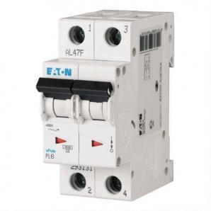 Автоматический выключатель PL6-C13/2 13А 2-полюсный Eaton