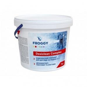 Хлор длительного действия FROGGY 3 в 1 5 кг