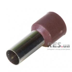Кабельный наконечник трубчатый изолированный НТ16,0-18 АскоУкрем