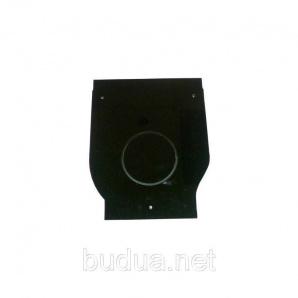 Заглушка полимербетонная 10.14.10 для лотка полимербетонного арт. 7030 с горизонтальным отводом