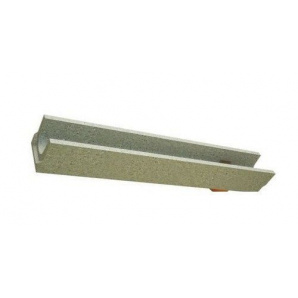 Лоток BetoMax Basic 10.14.13-К07 бетонный каскад
