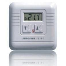 Установка контролера или комнатного термостата