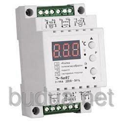 Установка электро датчика (бойлер, наружный, температур)