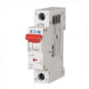 Автоматический выключатель PL7-D10/1 10А 1-полюсный Eaton