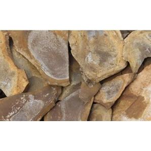 Рваный камень ALEX Group Песчаник желто-коричневый