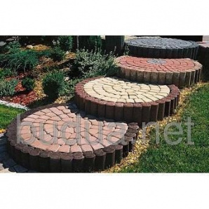 Установка бетонних столбиков