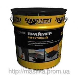 Праймер битумный АкваМаст готовый 18 л