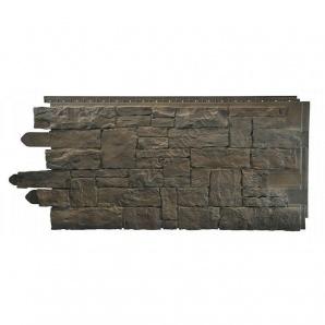 Фасадная панель NOVIK рваный камень 1,15x0,52 м