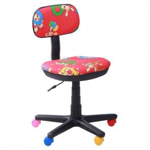 Кресло детское AMF Бамбо Цифры красный