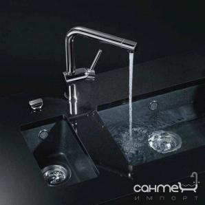 Гранітна кухонна мийка Schock Cristalite Solido N50 08 colorado