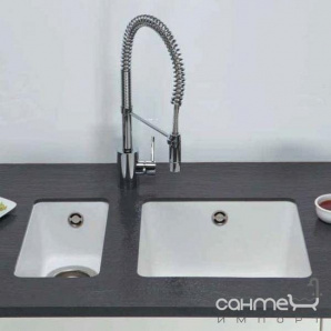 Гранітна кухонна мийка Schock Cristalite Solido N75 10 onyх