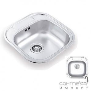 Кухонна мийка Ukinoх Comfort 480.480 GT 6K L декор
