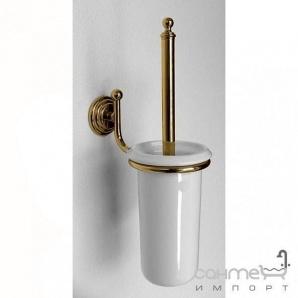 Йоршик для унітазу підвісний Pacini & Saccardi Rome 30059/Про золото