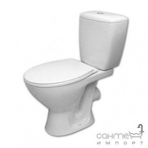 Унітаз компакт Cersanit Koral 011 нижній підвід води