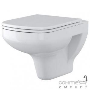 Підвісний унітаз Cersanit Colour без сидіння