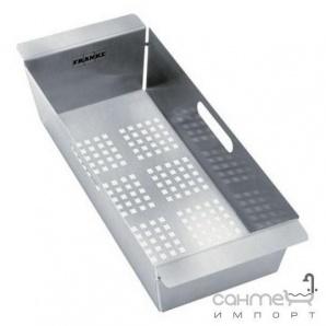 Коландер до кухонної мийки Franke 112.0057.214 н/з (325х150mm)