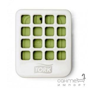 Тримач для твердого освіжувача повітря для громадських санвузлів Tork 562500 білий