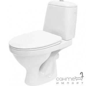 Компакт Cersanit Eko E011 з дюропластиковым сидінням