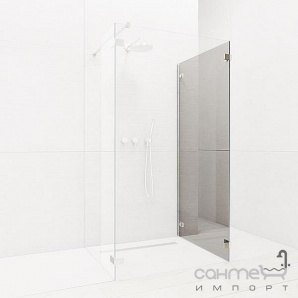 Бічна стінка душової кабіни Radaway Euphoria Walk-in IV W5 90 383151-01-01 (хром/прозорий)