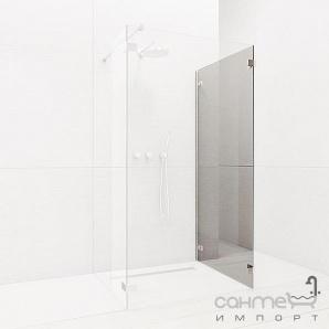Бічна стінка душової кабіни Radaway Euphoria Walk-in IV W5 100 383152-01-01 (хром/прозорий)