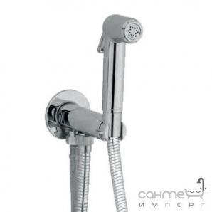 Гігієнічний душ для холодної або попередньо змішаної води і злив для туалету GRB Intimiхer 08 420 320 Хром