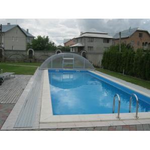 Будівництво басейну з плівковим покриттям