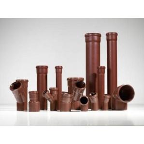 Трійник 45 градусів каналізаційної труби PipeLife MASTER-3 50 мм
