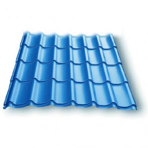 Металочерепиця Монтеррей 0,45 мм синя