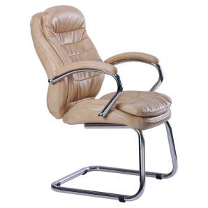 Крісло AMF Валенсія CF 650x740x1050 мм мадрас ваніль
