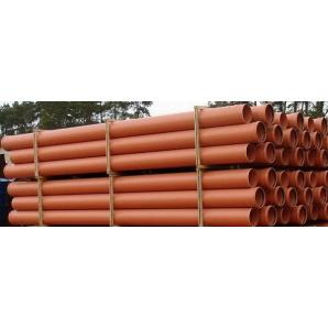 Труба каналізаційна ПВХ SN-2 110х2,2 мм