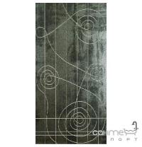 Плитка настінна декор 300х600 Marconi DEKOR LOFT SILVER KLUCZ