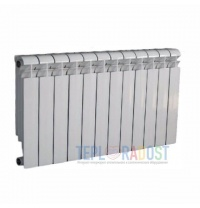 Биметаллический радиатор Alltermo Bimetal Super 500х100 мм