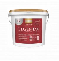 Фарба інтер'єрна латексна Kolorit Legenda C 9 л