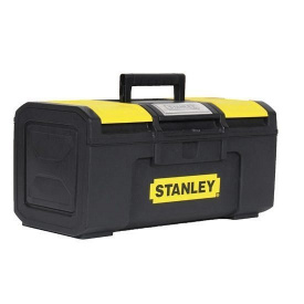 Ящик для инструмента Stanley Basic Toolbox пластмассовый, 595х281х260 мм. 1-79-218
