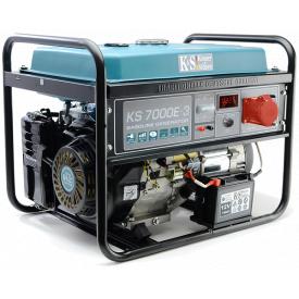 Генератор бензиновый Könner&Söhnen KS 7000E-3