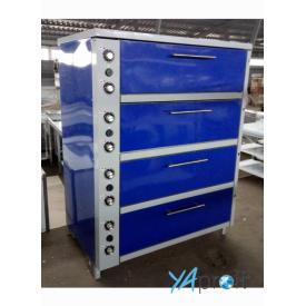 Шафа пекарська ТД Профі ШПЭ-4 380 Вт 1390х870х1700 мм