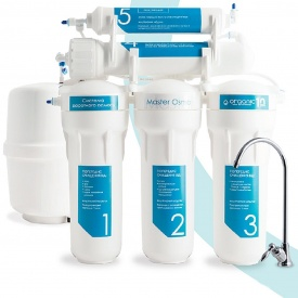 Система фильтрации воды Organic Master Osmo 5 200 л/сутки