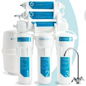 Система фильтрации воды с минерализатором Organic Master Osmo 6 200 л/сутки