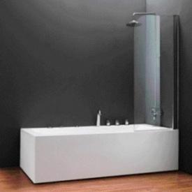 Шторка на ванну одноэлементная 750х1300 (MP93)