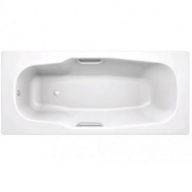 Стальная ванна Koller Pool Atlantica 180x80 с anti-slip с отв (B80JTI00E)